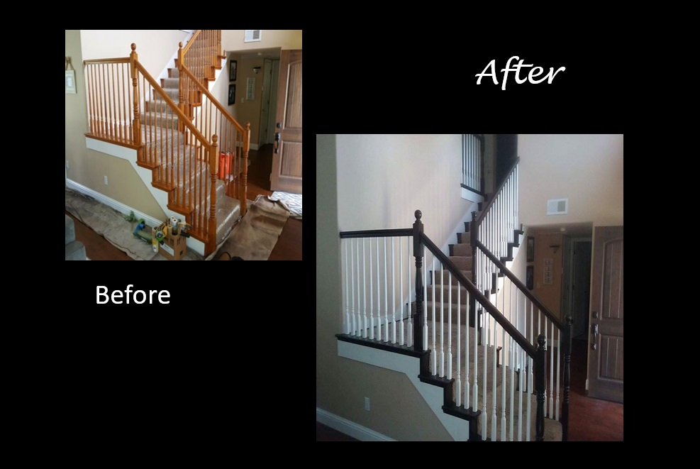 n-hance before and after bannister