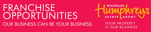 Nicholas Humphreys franchise business opportunity estate letting agency management low cost