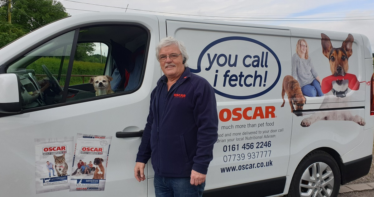 Oscars resale stockport van
