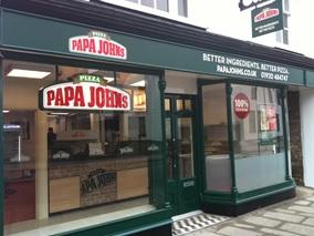 Papa Johns franchisee