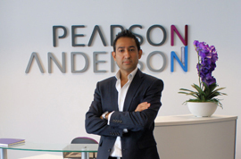 Pearson Anderson franchise business opportunity recruitment healthcare care health employee recruit clients professional executive residential cleaning domiciliary cleaning home care senior help assistance support