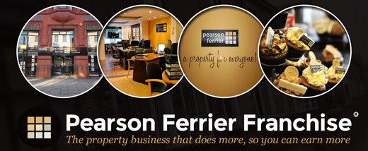 Pearson Ferrier franchise business opportunity estate letting property management UK lucrative profitable