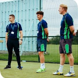 Premier Sports Team Photo