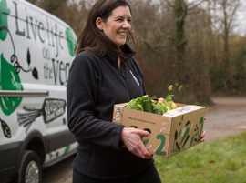 Riverford Organics Franchise Business opportunity farm