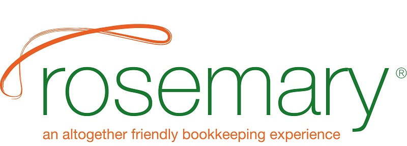 rosemary bookkeeping logo