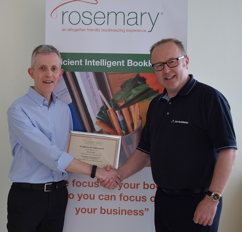 rosemary bookkeeping new franchisee