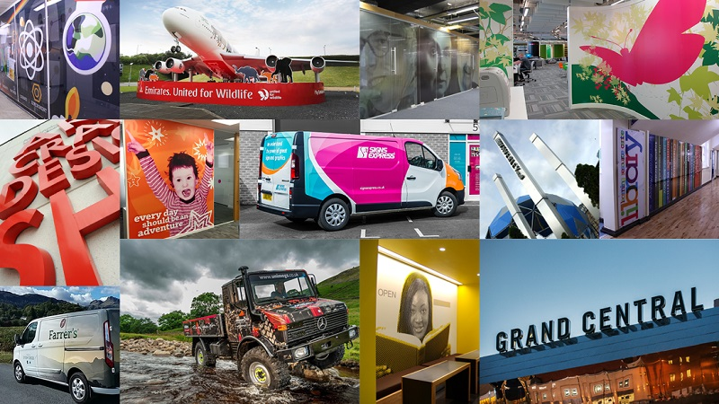 Signs Express signs and graphics franchise business opportunity