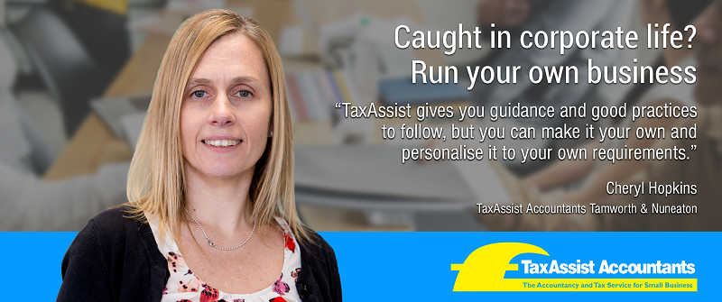 TaxAssist Franchisee Cheryl Hopkins