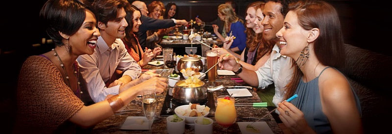 The Melting Pot fondue restaurant franchise