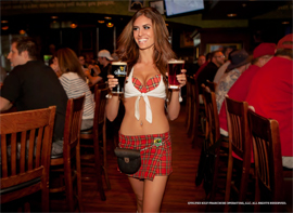 Tilted Kilt master franchise opportunity bar pub