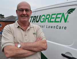 TruGreen franchise business opportunity gardening lawncare groundman lucrative profitable money management mobile van based