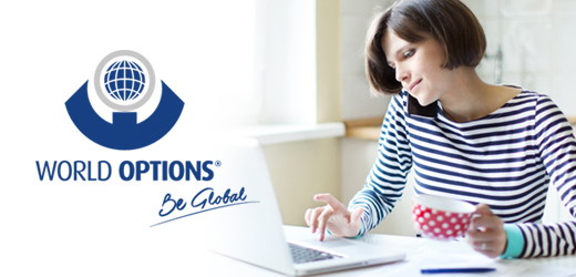 world options franchise business opportunity parcel courier logistics freight delivery homebased shipping SME business services global leader international