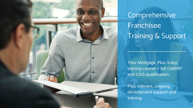 Your Mortgage Plus franchisee training explained
