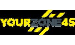 YourZone45 franchise Logo