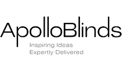 Apollo Blinds franchise logo
