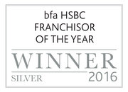 bfa franchisor of the year silver award