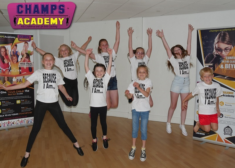 CHAMPS Academy franchise helping children in the UK