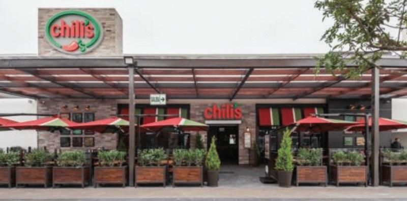 chilis restaurant store front