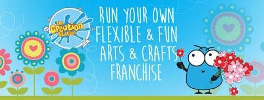 Creation Station franchisee for Devon Sharon Keirle