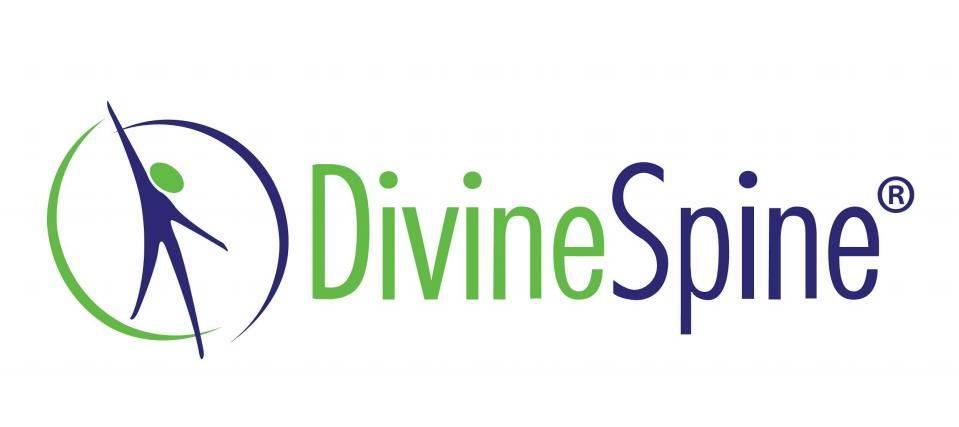 Divine Spine logo