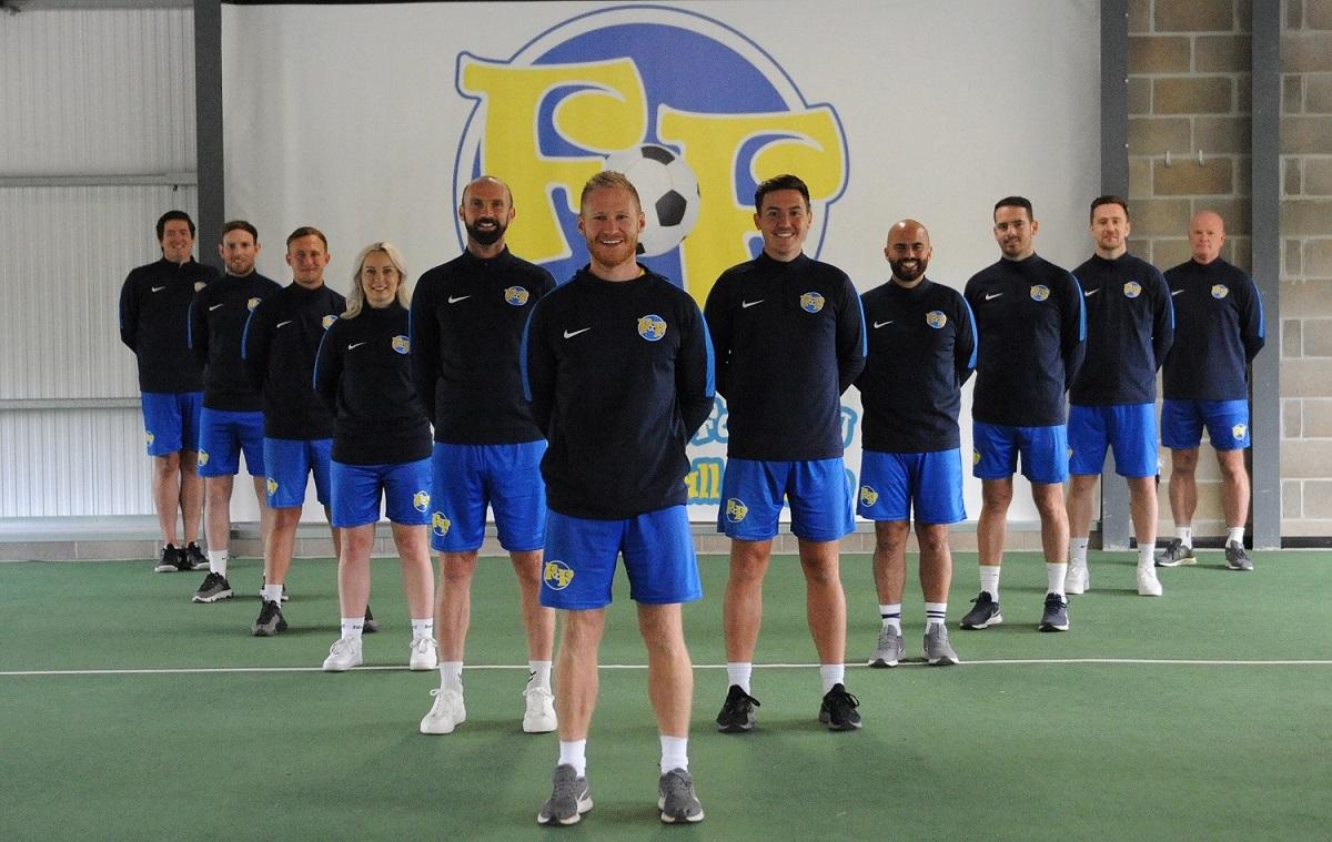 football fun factory coaches