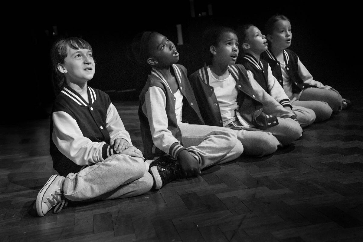 footlights theater class