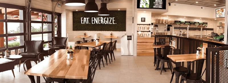 Freshii is a new healthy eating concept looking to come to the UK