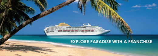 GoCruise cruise ship adventure holiday franchise business opportunity Fred Olsen management lucrative profitable