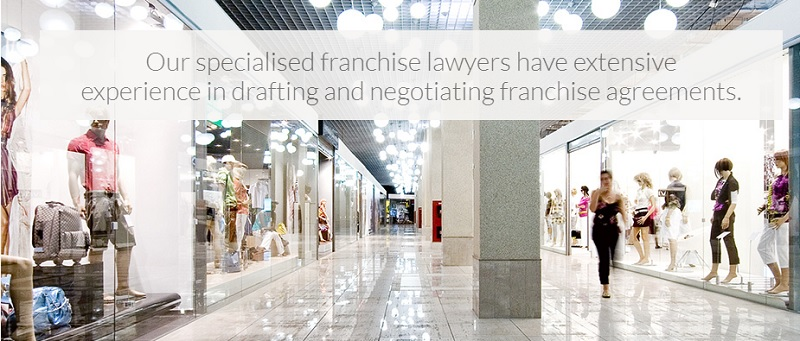 healys solicitors franchise team can help franchisees and franchisors