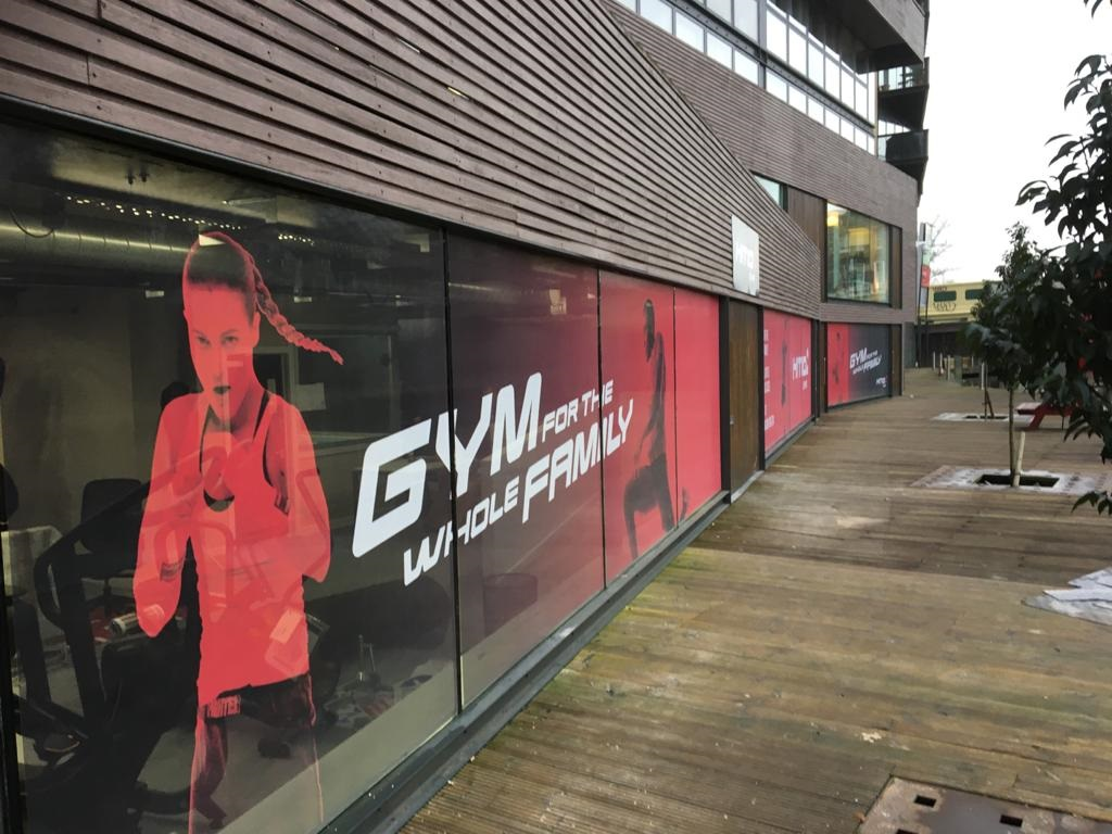 new hitio gym in London