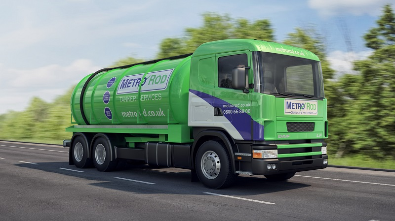metro rod is the leading drainage franchise