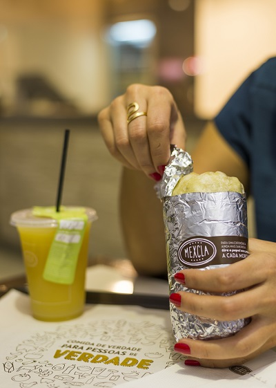 Mexcla is a 'fast-casual' Mexican style restaurant franchise