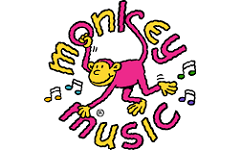 monkey music franchise Logo