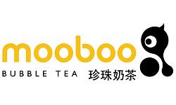mooboo bubble tea franchise Logo