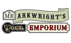 mr arkwrights tool emporium franchise Logo