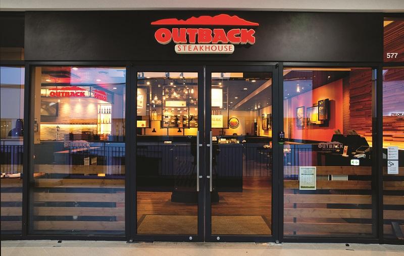 Australian-themed steakhouse restaurant franchise