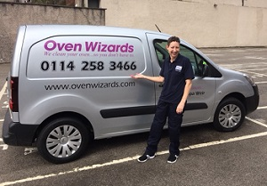 oven wizard new female franchisee Pippa Weir
