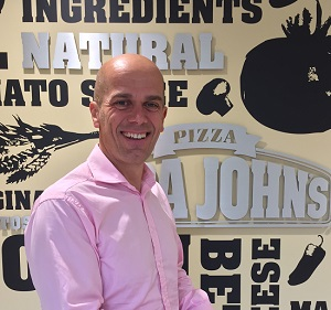 papa john's phil gaffer talks to whichfranchise