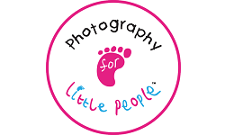 Photography for Little People Logo