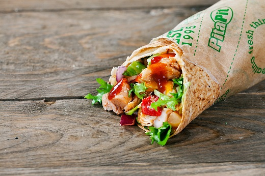 largest pita sandwich franchise in the world is now in the UK