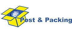 post and packing franchise Logo