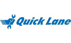 quick lane franchise Logo
