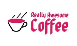 Really Awesome Coffee logo