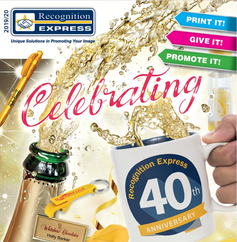 celebrating 40 years of recognition express