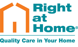 right at home franchise Logo