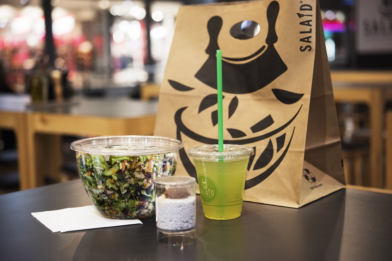 salaid is a new franchise concept in take away dining