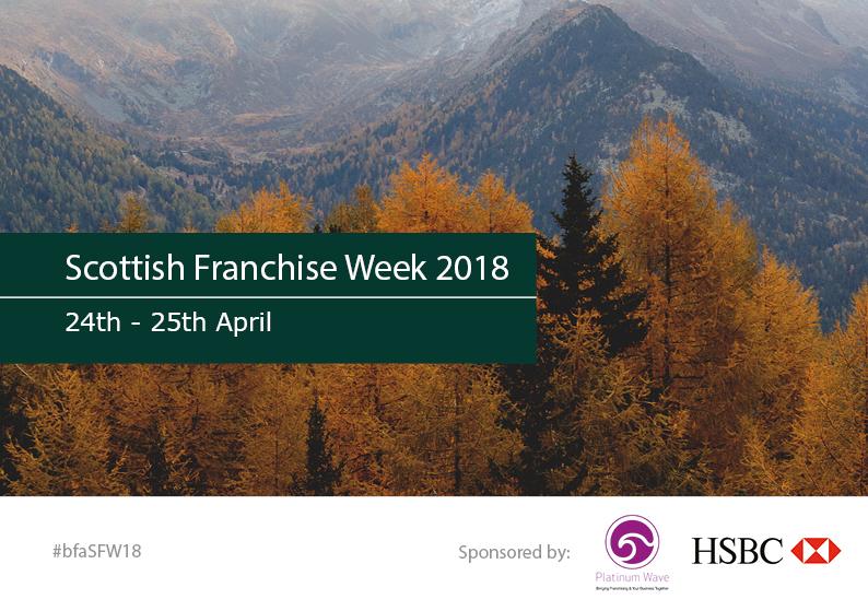 Scottish Franchie Week 2018