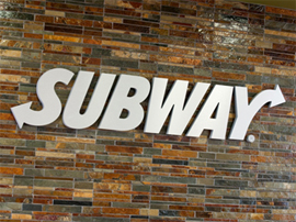 What equipment is needed to start a subway franchise.?