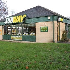 subway franchise business opportunity for sale in Wiltshire