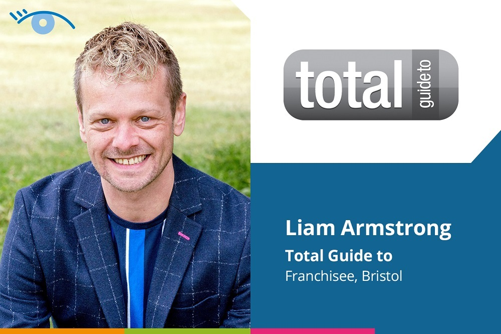 Bristol franchisee Liam Armstrong